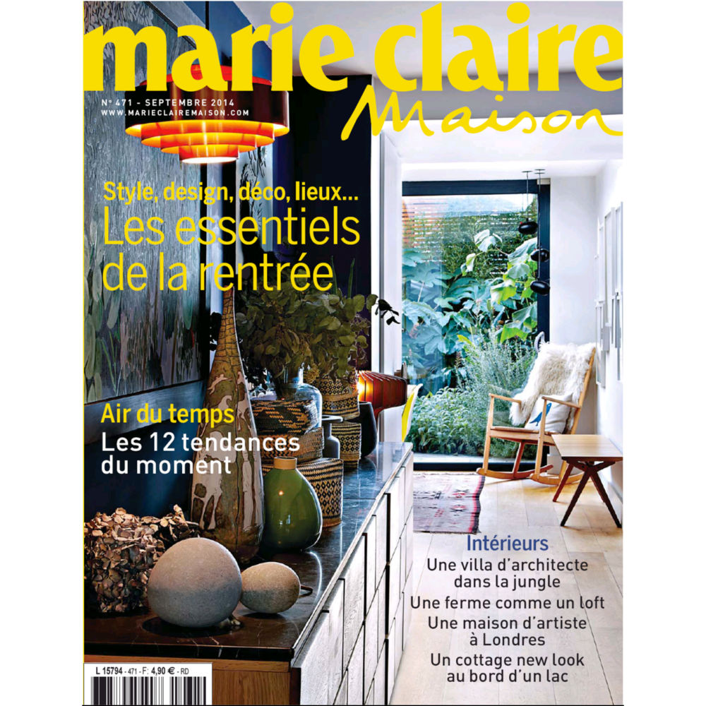 Marie claire maison september 2014