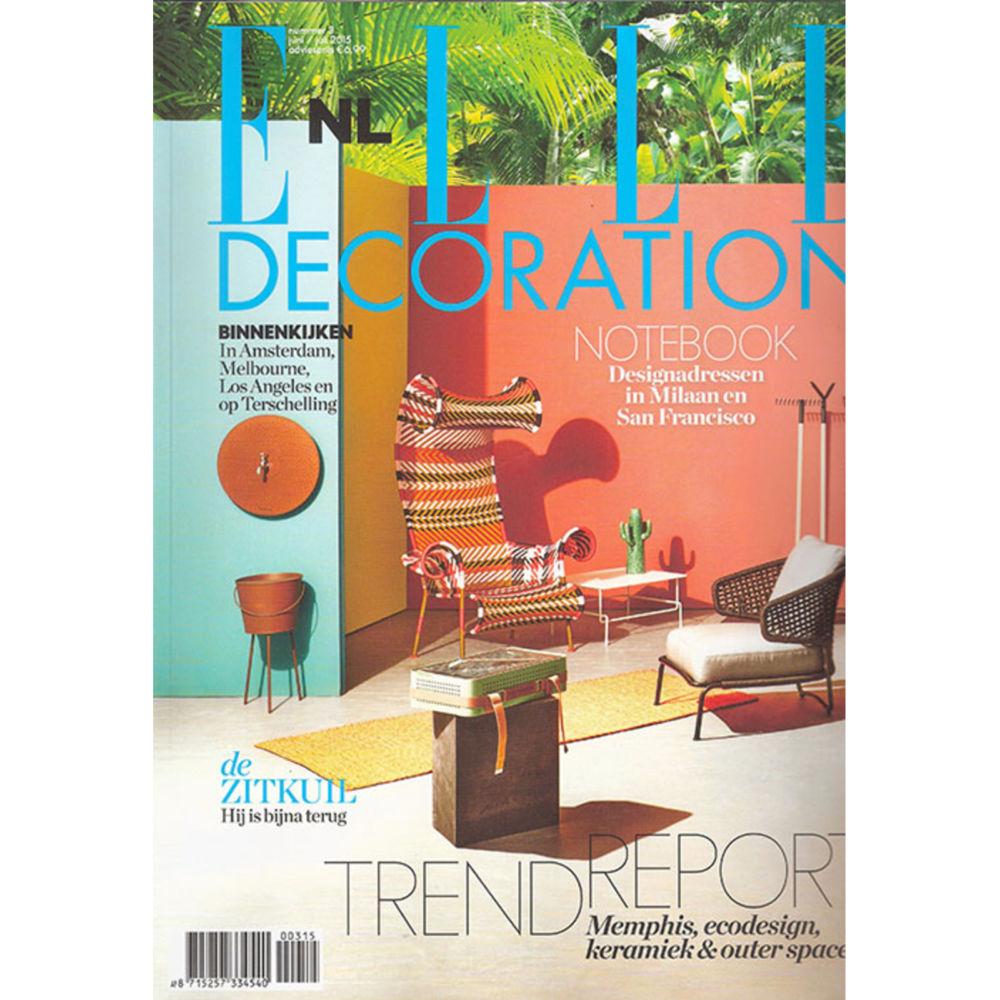 Elle Decoration NL juni 2015