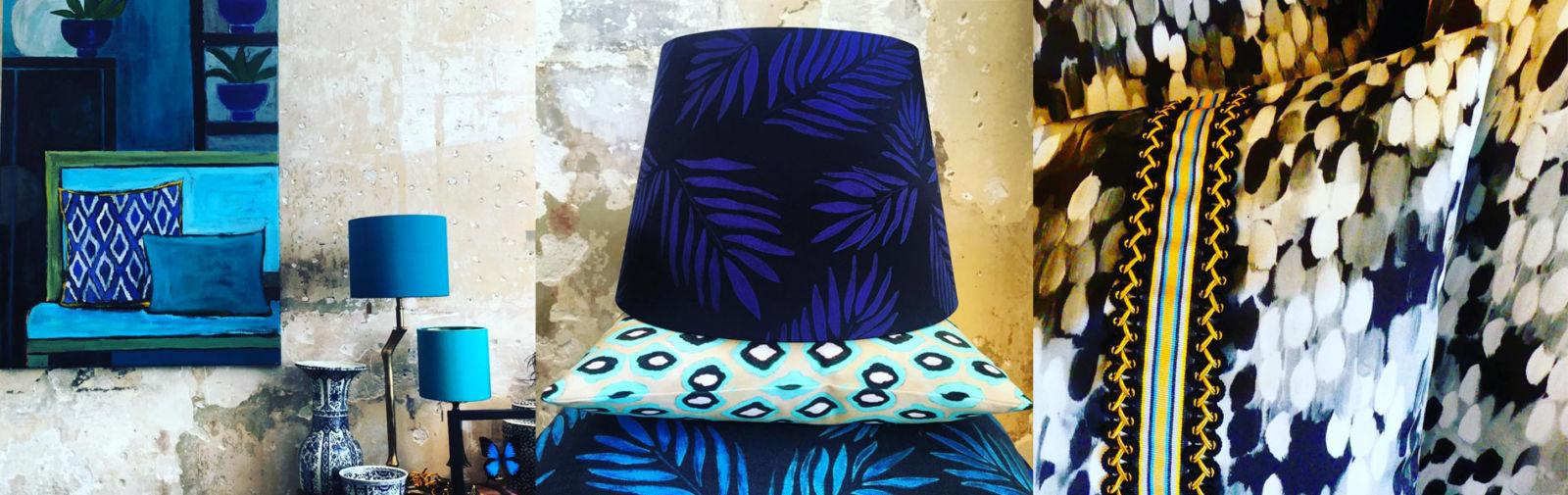 Slider blue | Mariska Meijers Amsterdam