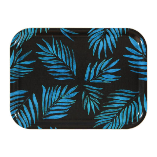 Palm beach blue tray