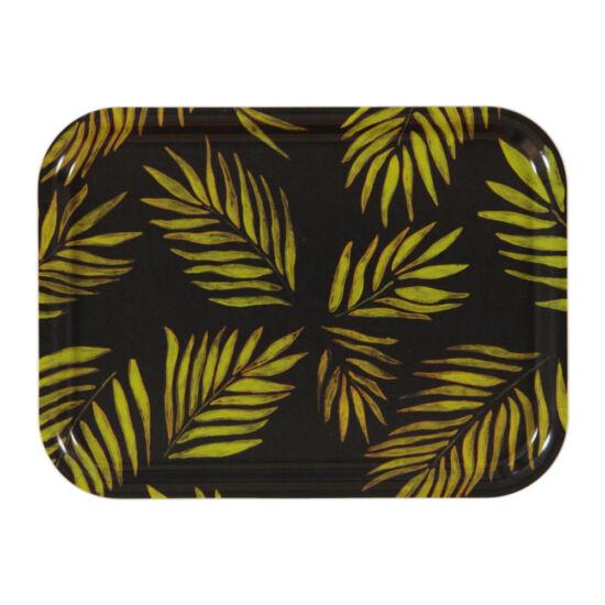 Palm beach yellow tray