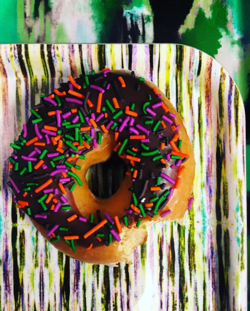 Donut tray instagram | Mariska Meijers Amsterdam