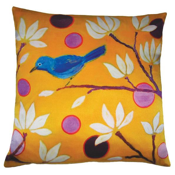 blue-bird Pillow   Mariska Meijers Amsterdam