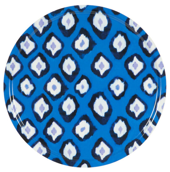 Electric ikat tray