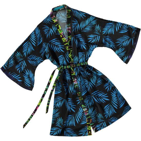 Kimono Palm Beach Blue
