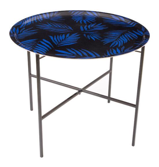 Palm beach cobalt tray table