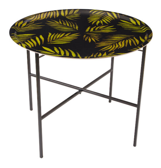 Palm Beach Yellow tray table