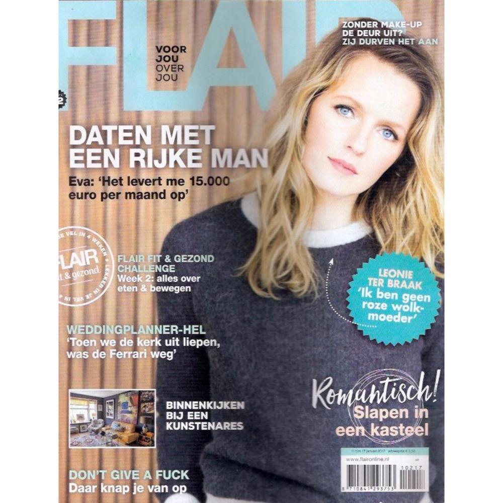 Flair nr 2 2017 | Press | Mariska Meijers Amsterdam