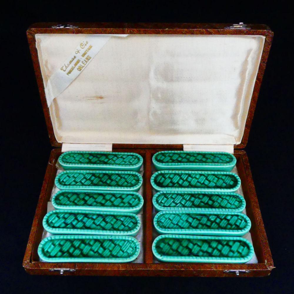 Antique knife holders | Vintage | Mariska Meijers Amsterdam