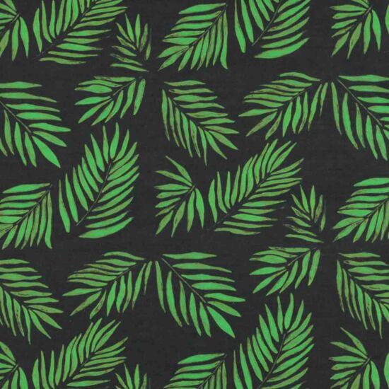 Palm beach green linen | Mariska Meijers Amsterdam