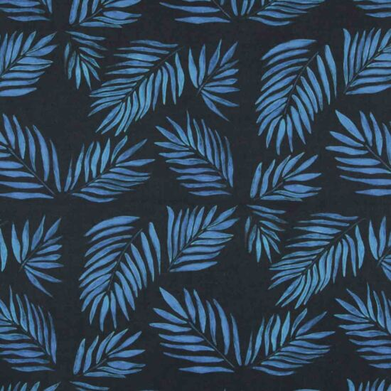 Palm beach blue linen | Mariska Meijers Amsterdam
