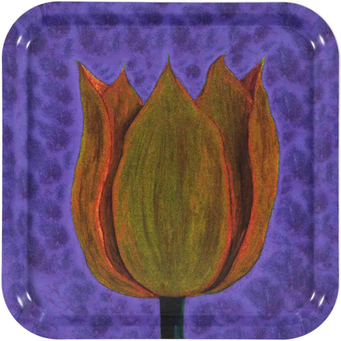 botanica purple square | Mariska Meijers Amsterdam