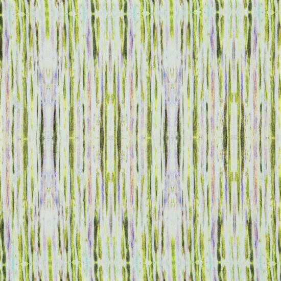 Botanical Stripe Linen Fabric | Mariska Meijers Amsterdam