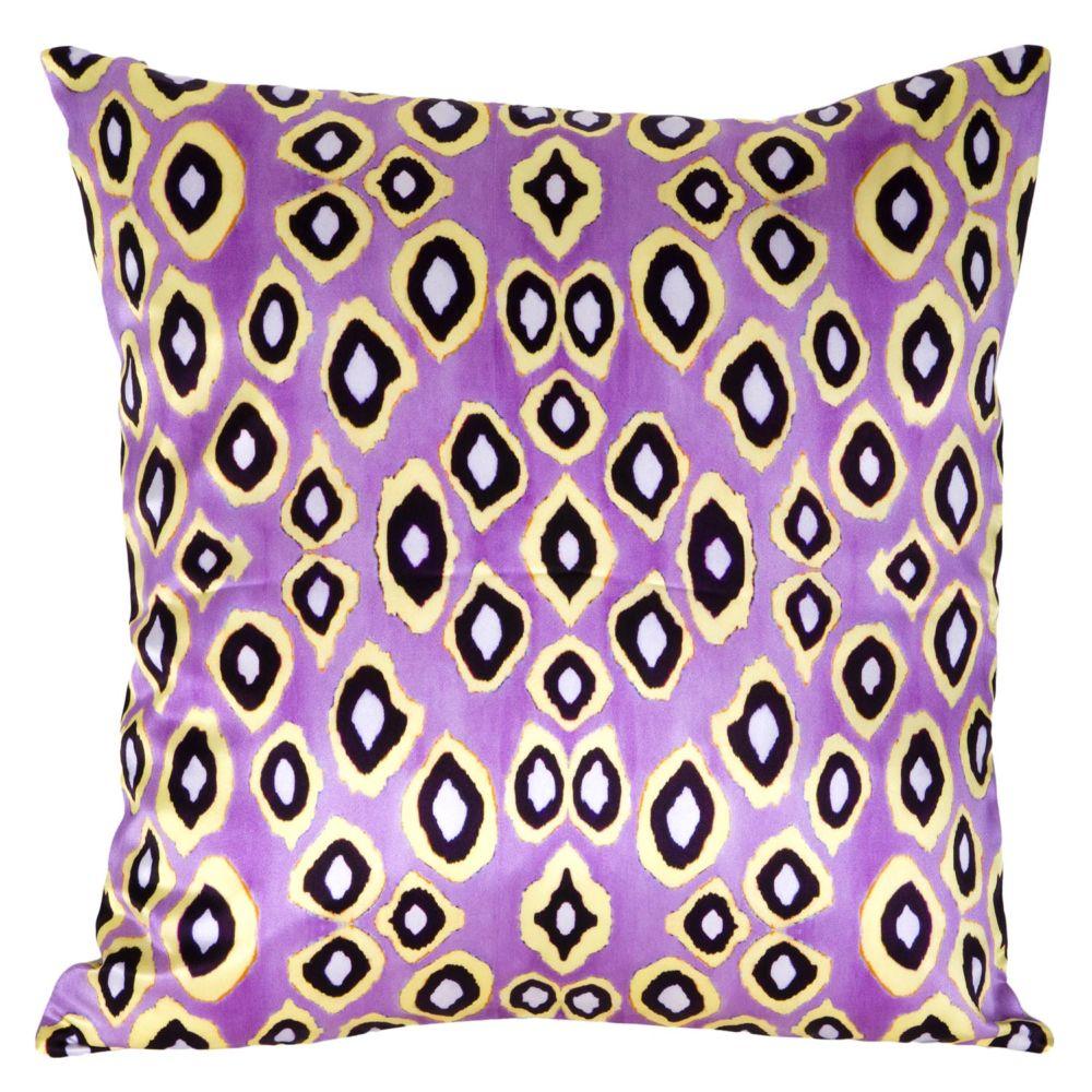 Coco Ikat Pink Pillow | Mariska Meijers Amsterdam