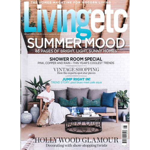 Living Ect august 2017 | Press