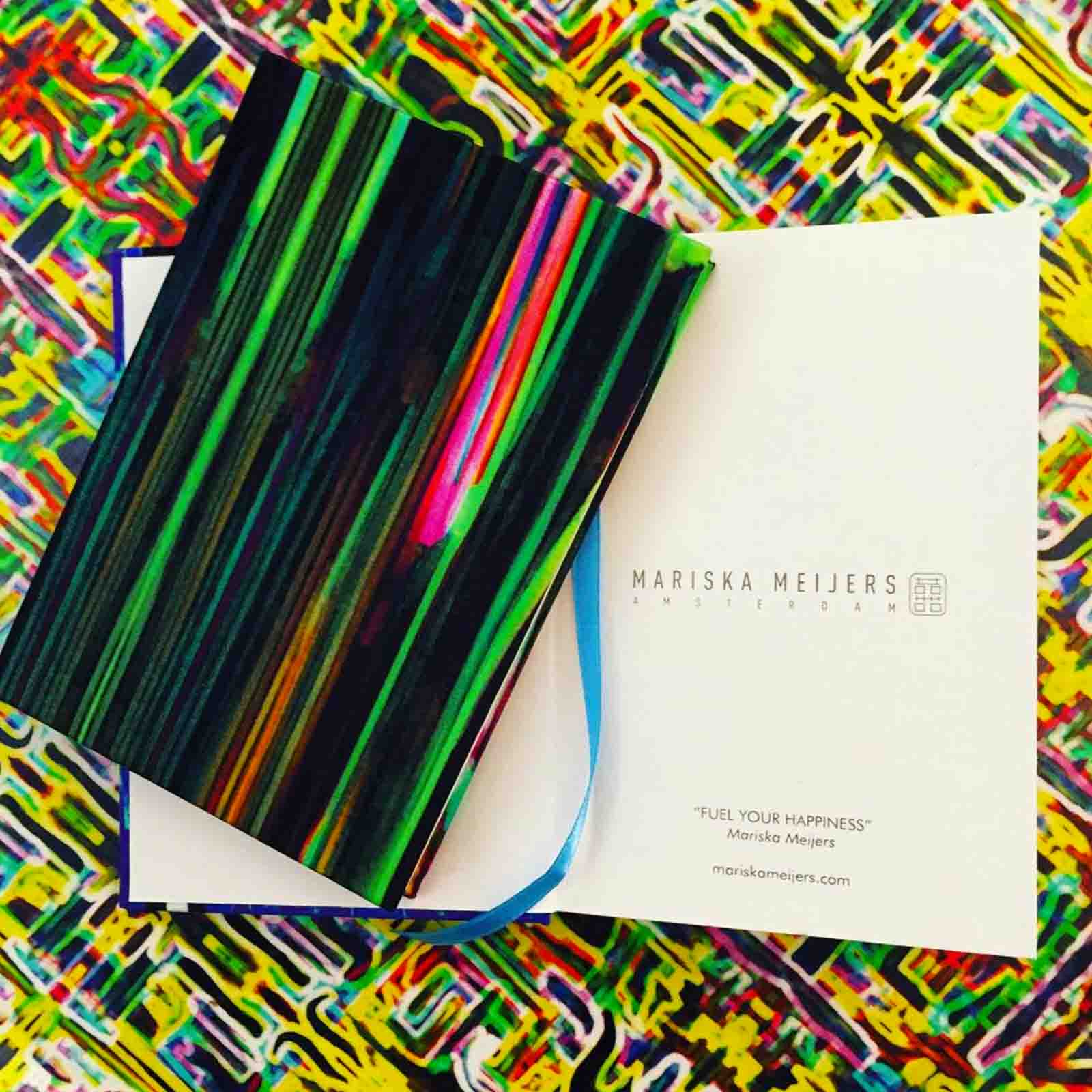 Mariska Meijers Notebook | Fuel your Happiness