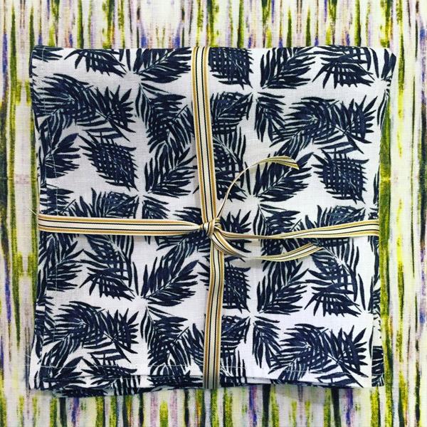 Palm beach Napkin | Mariska Meijers Amsterdam