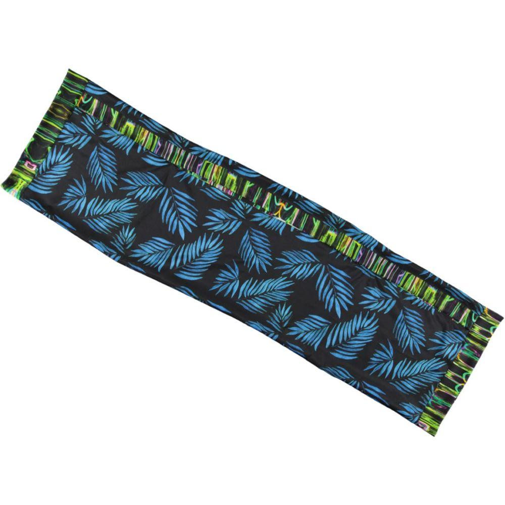 multi scarf palm beach blue | Mariska Meijers Amsterdam