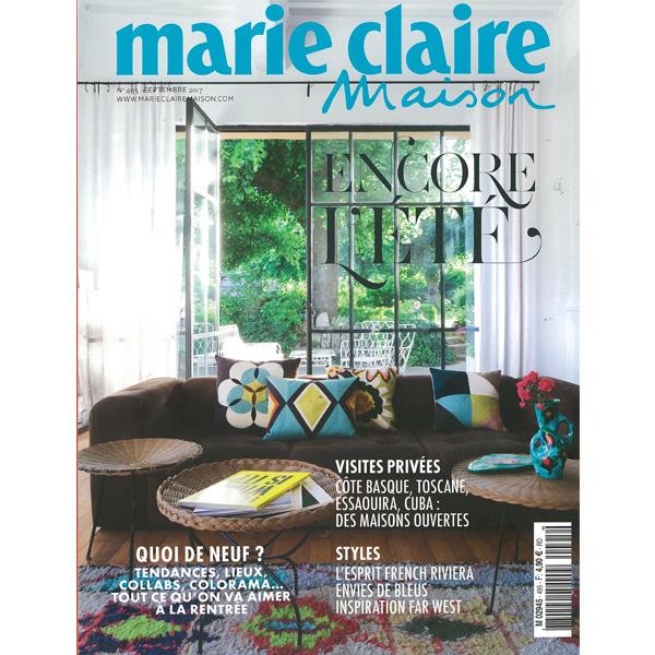 Marie Claire Maison September 2017