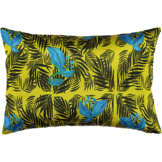 palm beach tropical yellow | Mariska Meijers Amsterdam